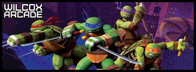 Teenage Mutant Ninja Turtles is Now Available for Pre-Order