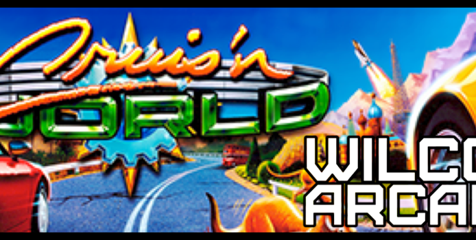 Cruis'n World (Arcade) Review