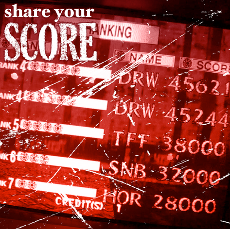 Share Your Score
