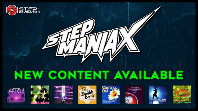 Step Revolution Announces New StepManiaX Songs for June 2020