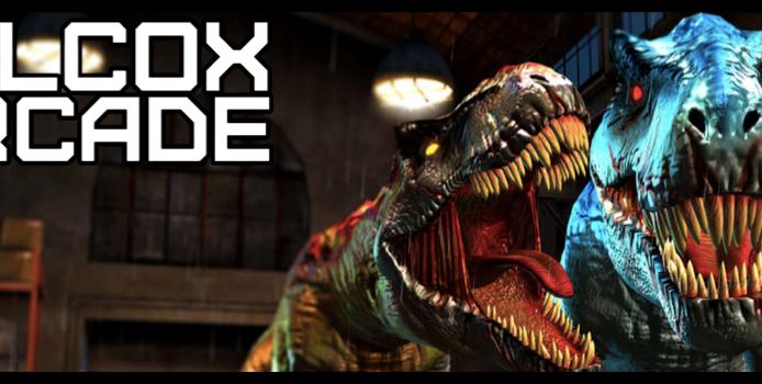 Jurassic Park Arcade (Arcade) Review