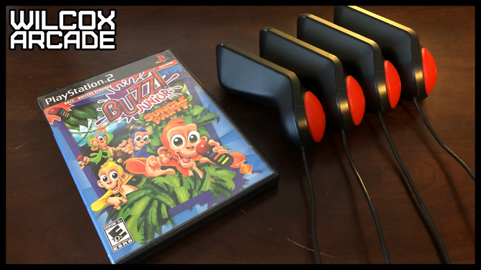 Buzz! Junior: Jungle Party (PlayStation 2) Review