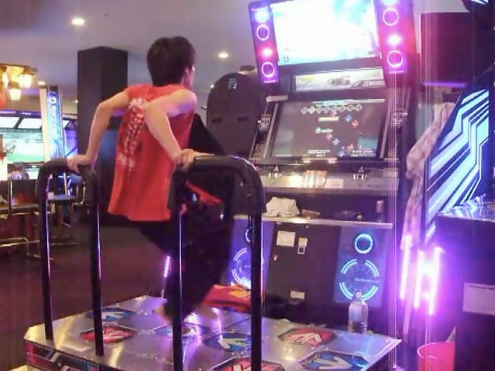 Another skinny Japanese gamer boy
