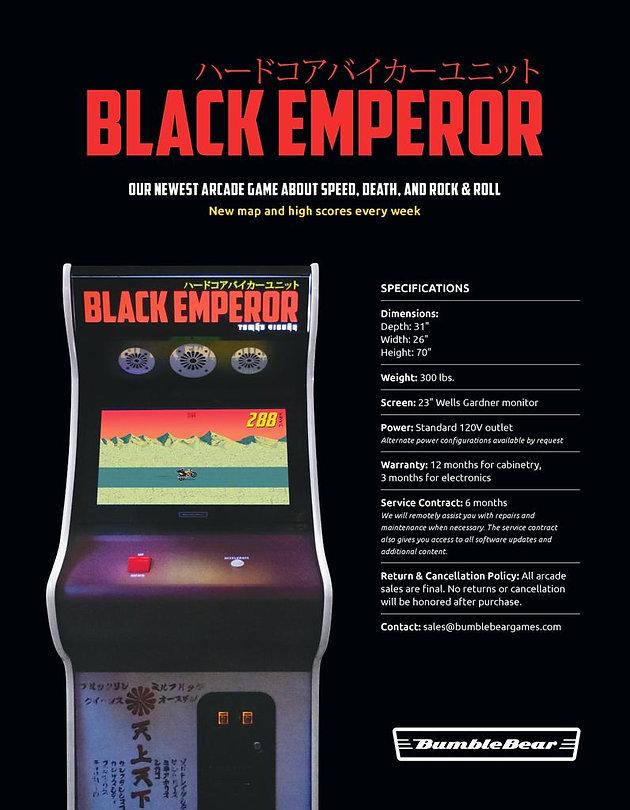Black Emperor Looks Wicked Cool