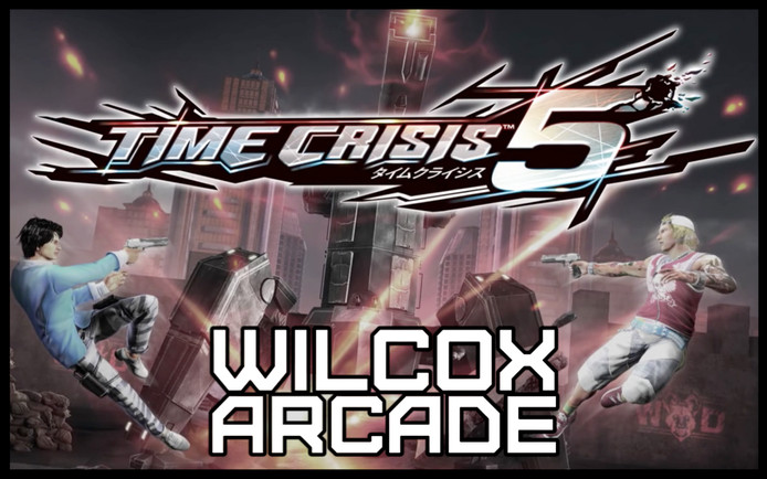 Time Crisis 5 (Arcade) Impressions/Review