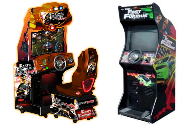Merchandisers are Ruining the Arcade Industry
