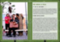 Nota en la revista de circo El Circense