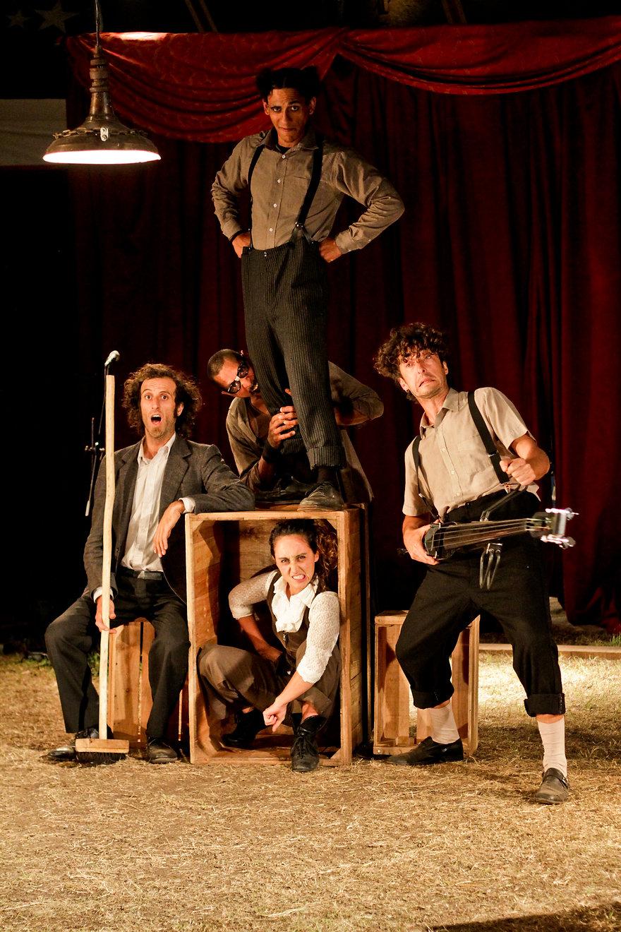 Yenn. El mejor espectáculo de circo de Uruguay