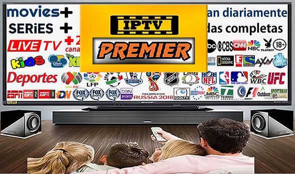 Iptv Premier la mejor programacion en canales iptv