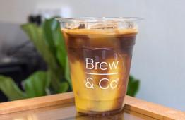 Orange Espresso