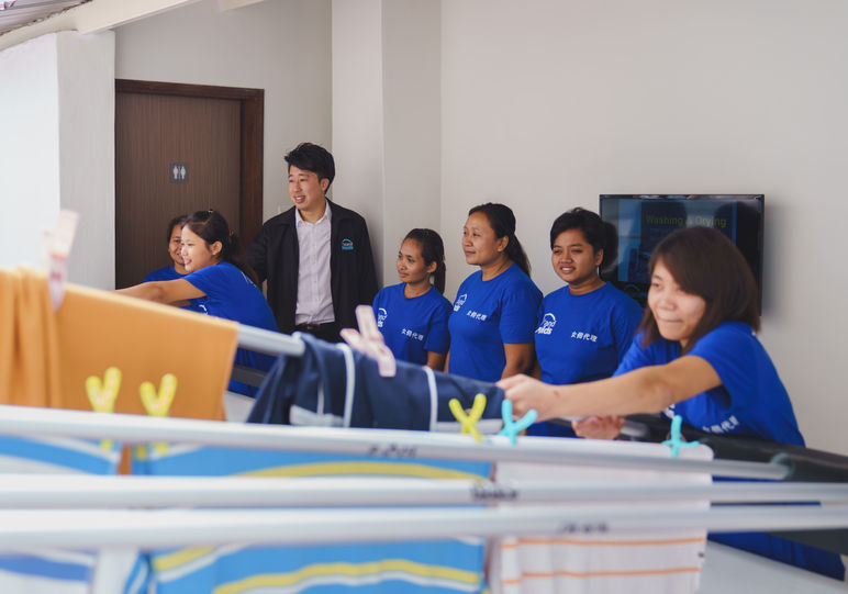 Managing Laundry