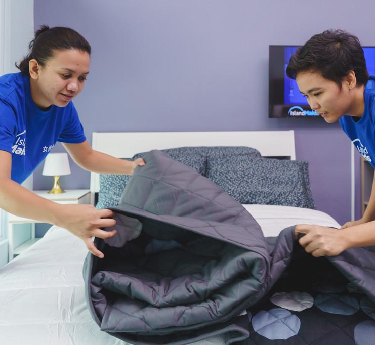 Maid Housekeeping Training Singapore