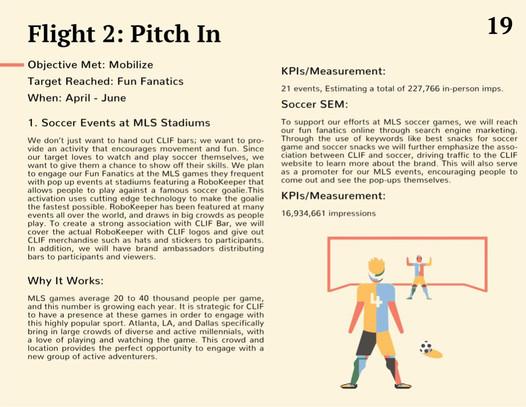Flight 2: Pitch In