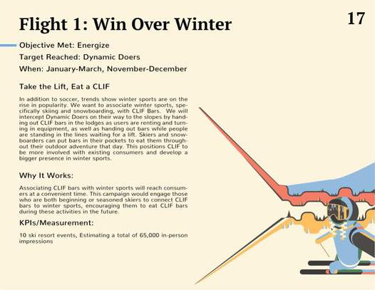 Flight 1: Win Over Winter