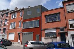 Annexe en toiture à Liège