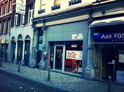 Rez-de-chaussée commercial - Liège