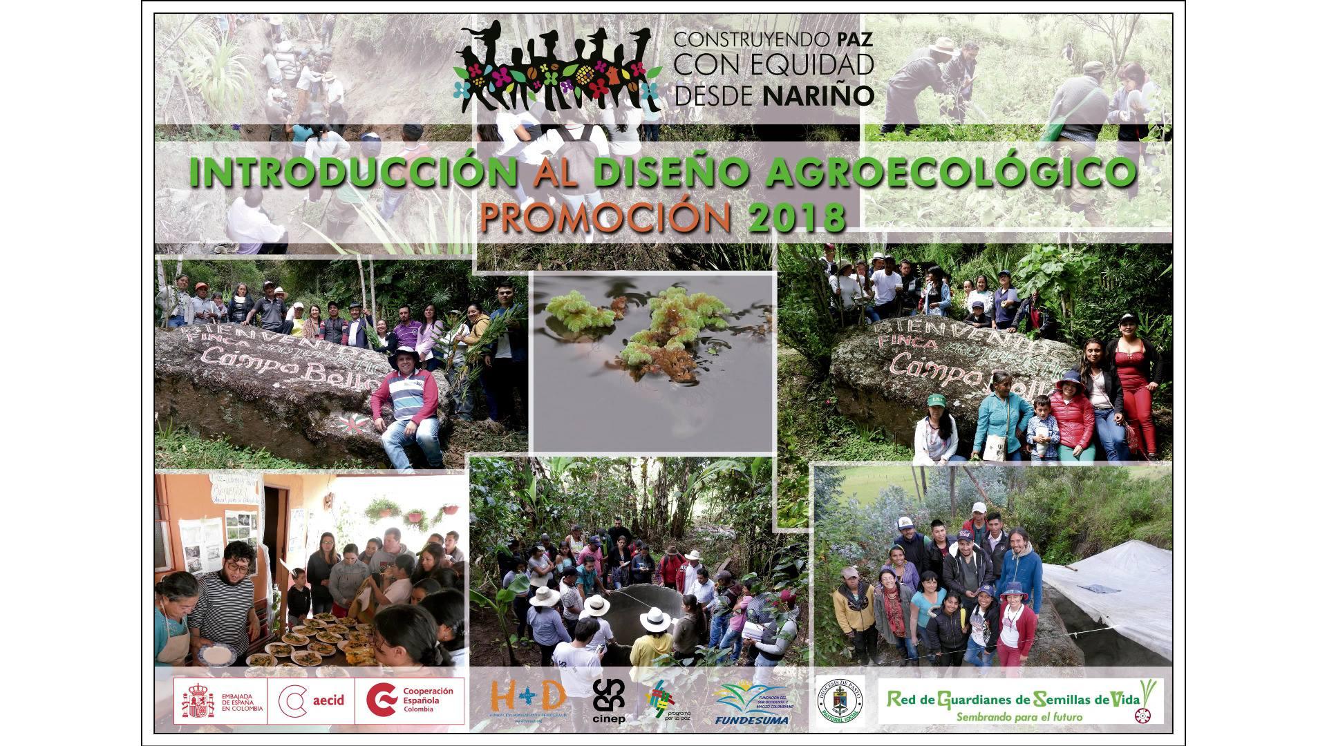 Clausura Introducción al Diseño Agroecológico