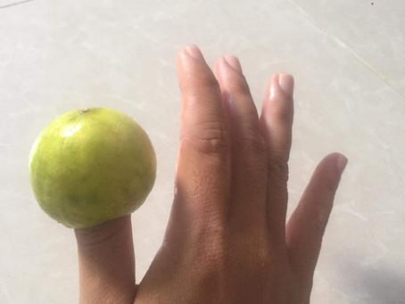 カンボジアレモンの使い方