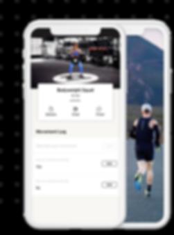 Mavericks Fitness Mobile App for Personal Training