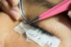 Canva - Beautician Removing Eyelash Her