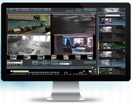 Blue Iris, IP Camera system