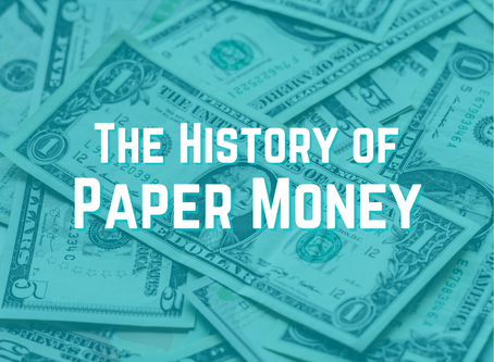 The History of Paper Money