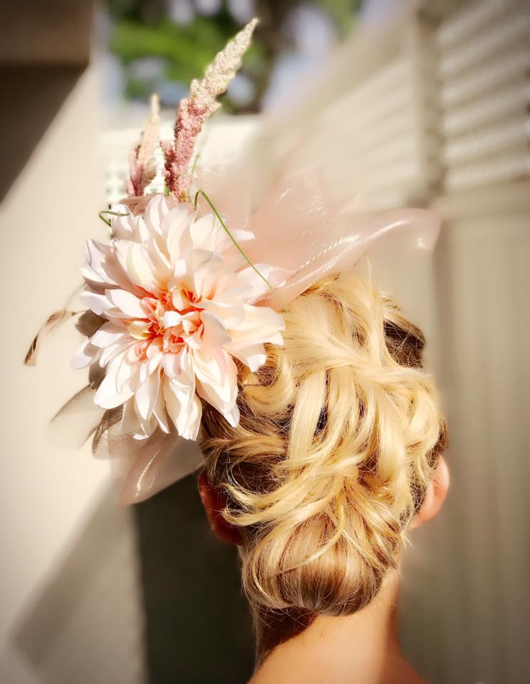 san diego bridal hair