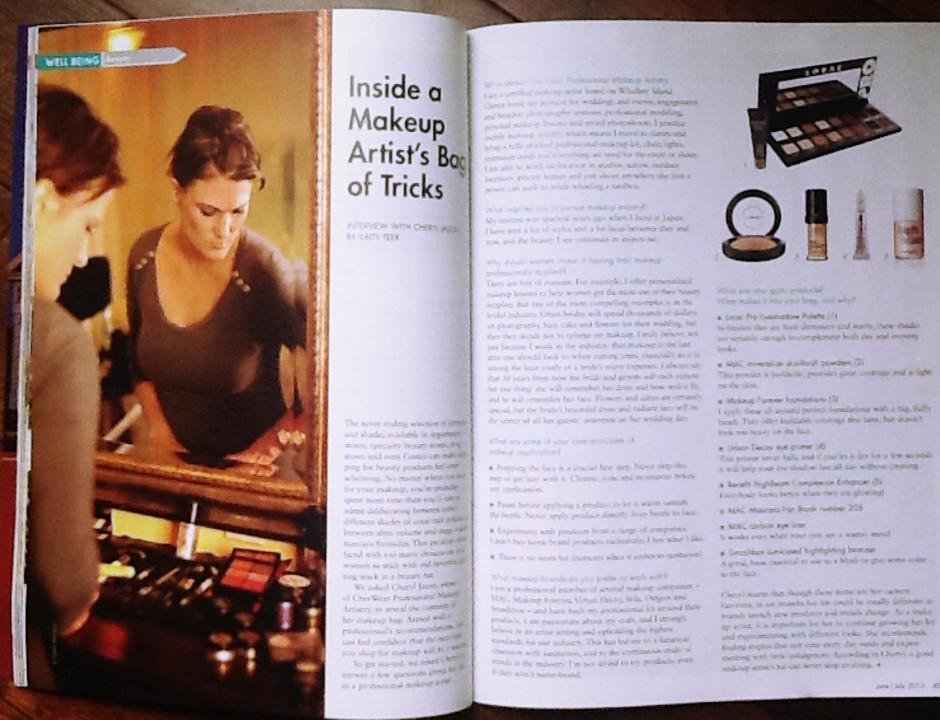 Bellingham Alive magazine