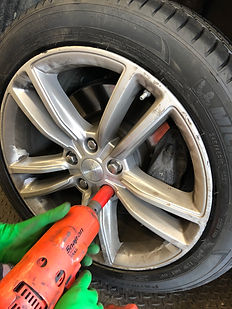 Puncture repairs at Flo Tyres Lewes.JPG