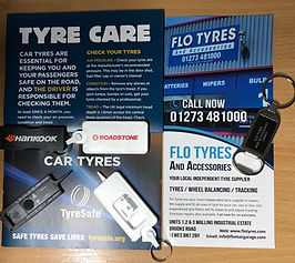Tyre Care at Flo Tyres and Accessories L