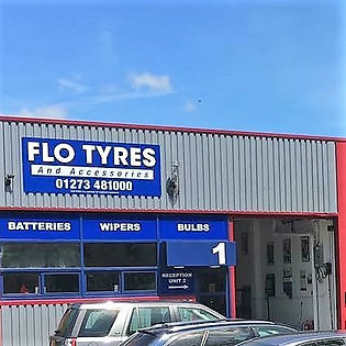 Flo Tyres And Accessories Frontage.JPG