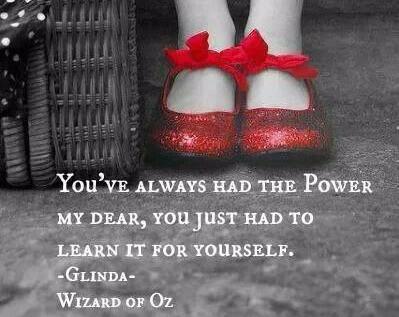 Como Dorothy...