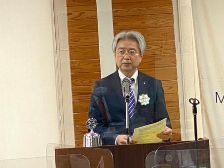通算第1837回(恩田会長・天道幹事年度 第14回)例会を開催致しました