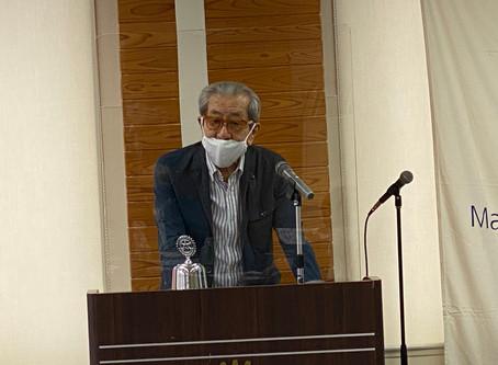 通算第1831回(恩田会長・天道幹事年度第8回)例会を開催致しました