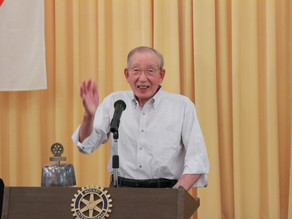 通算第1834回(恩田会長・天道幹事年度 第11回)例会を開催致しました