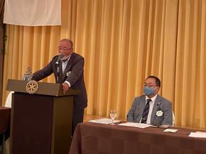 通算第1836回(恩田会長・天道幹事年度 第13回)例会を開催致しました