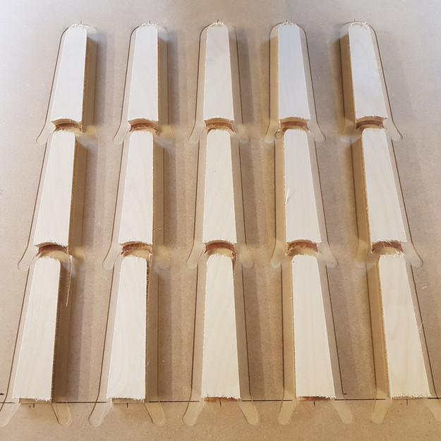 Plywood Components