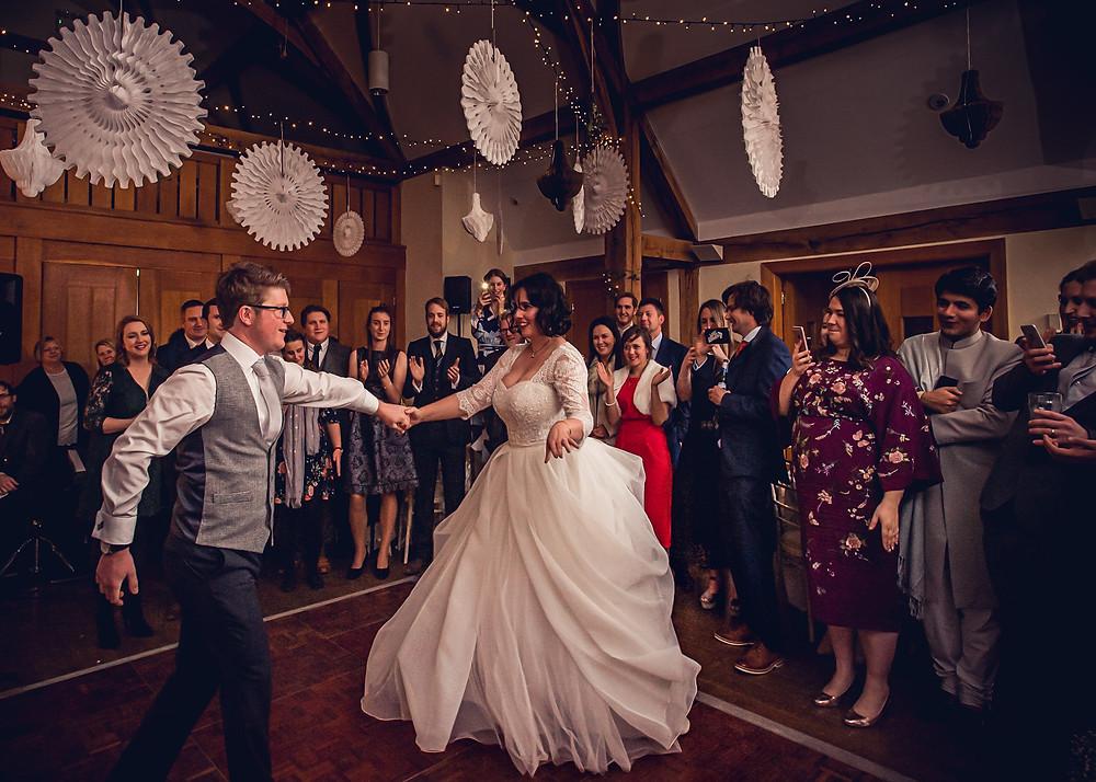 Banbury Wedding Photography First Dance