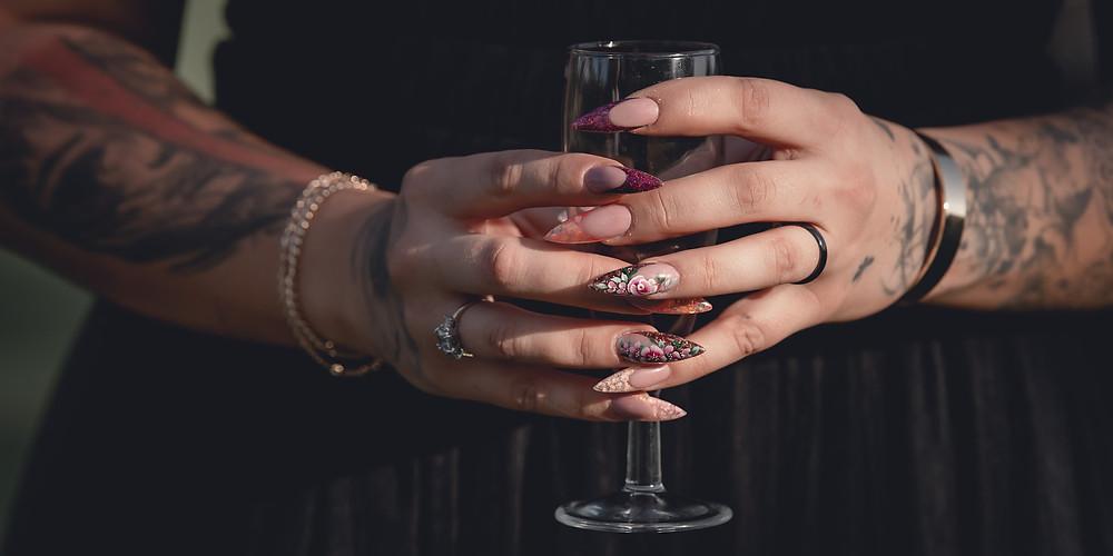 Bridal Nails Grantham
