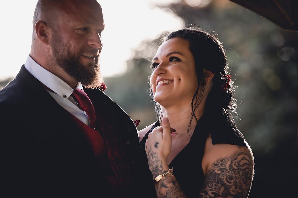 Tattooed Bride Grantham
