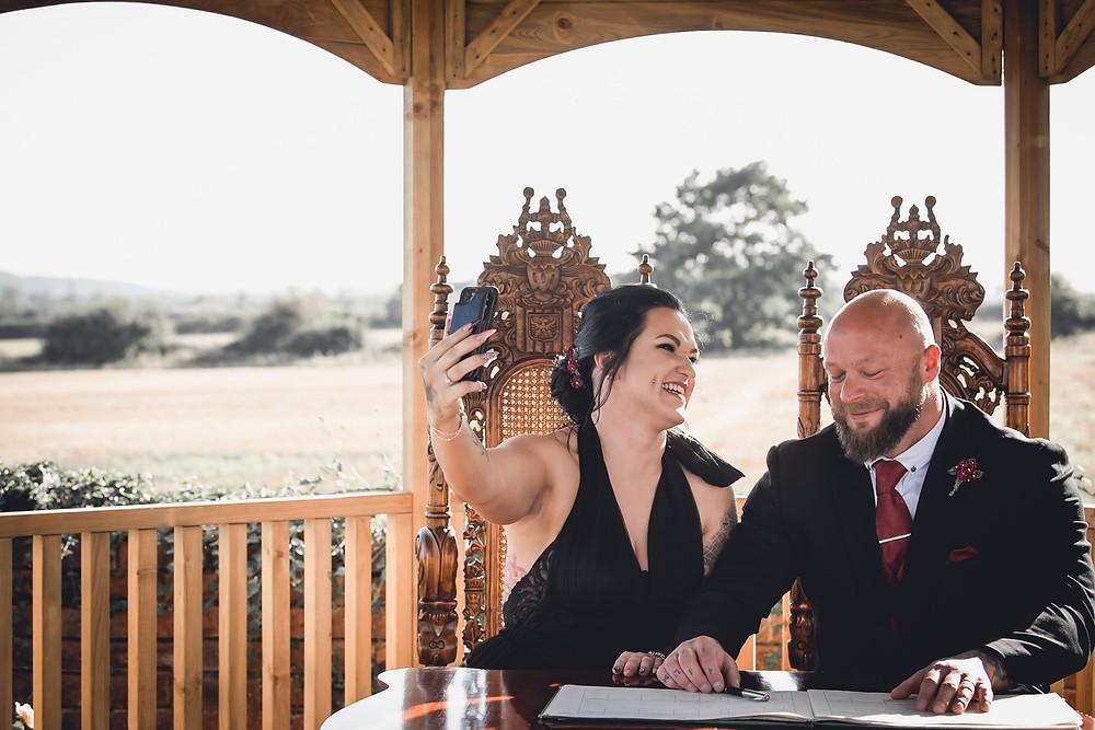 Video Call Wedding