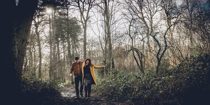 Engagement Photography | Bailey Lonsdale | Leicestershire