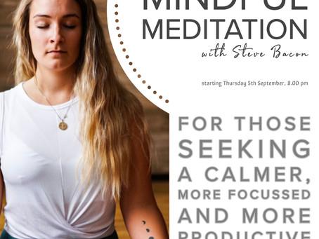 Mindful Meditation...