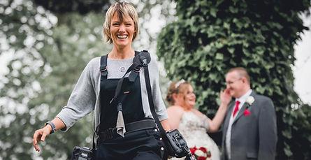Relaxed Wedding Photographer | East Midlands