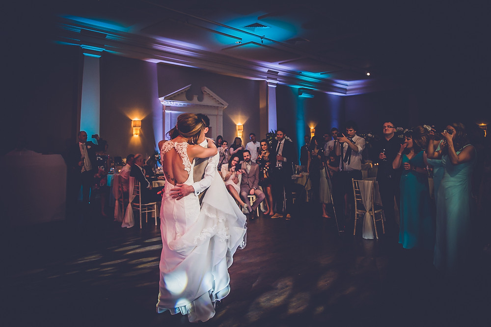 First Dance, Stubton Hall