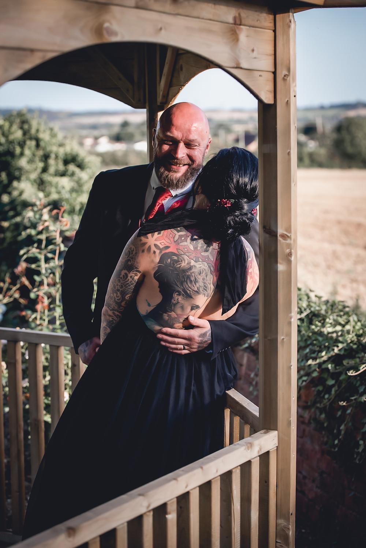 Tatooed Bride Allington