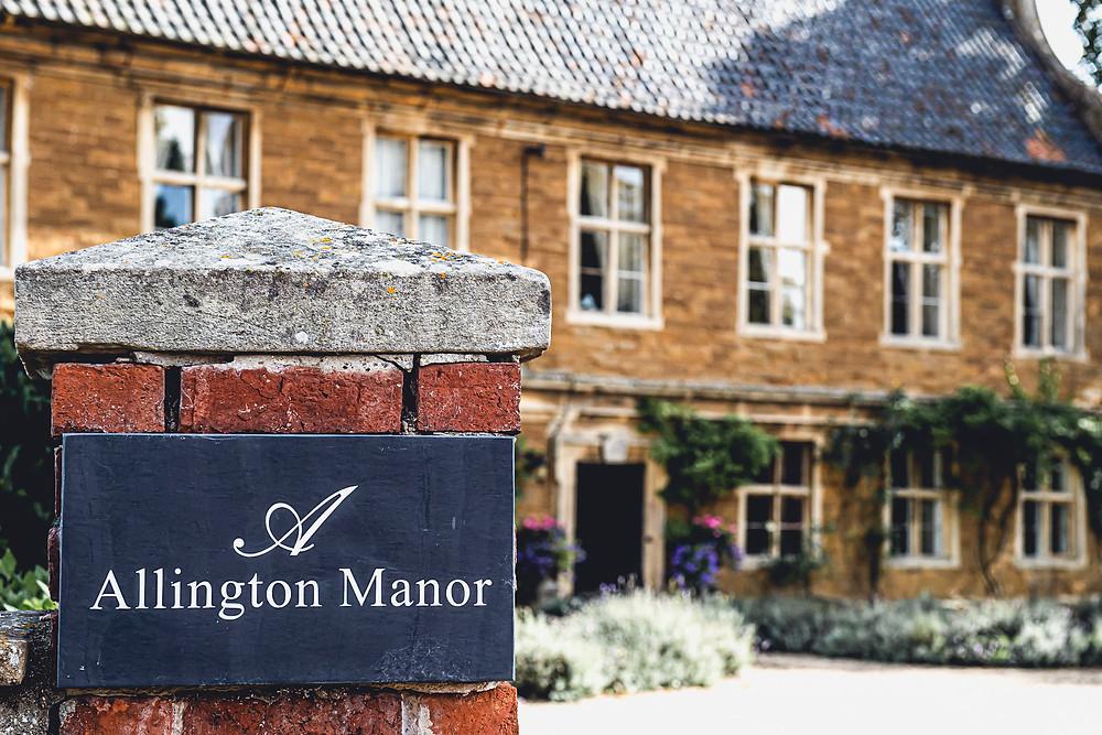 Allington Manor Wedding Photographer