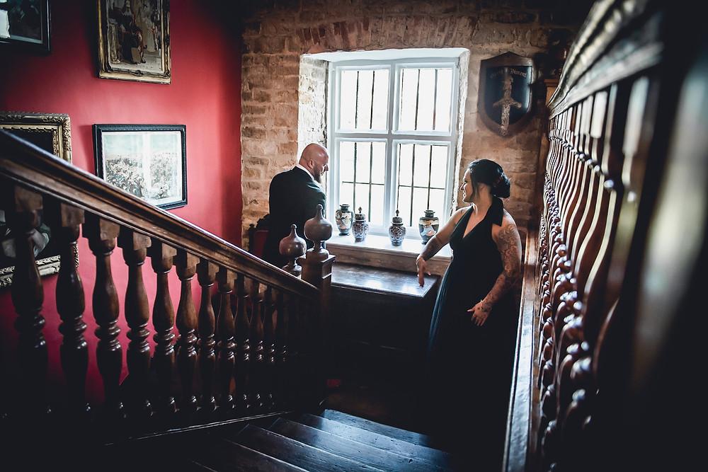 Allington Staircase