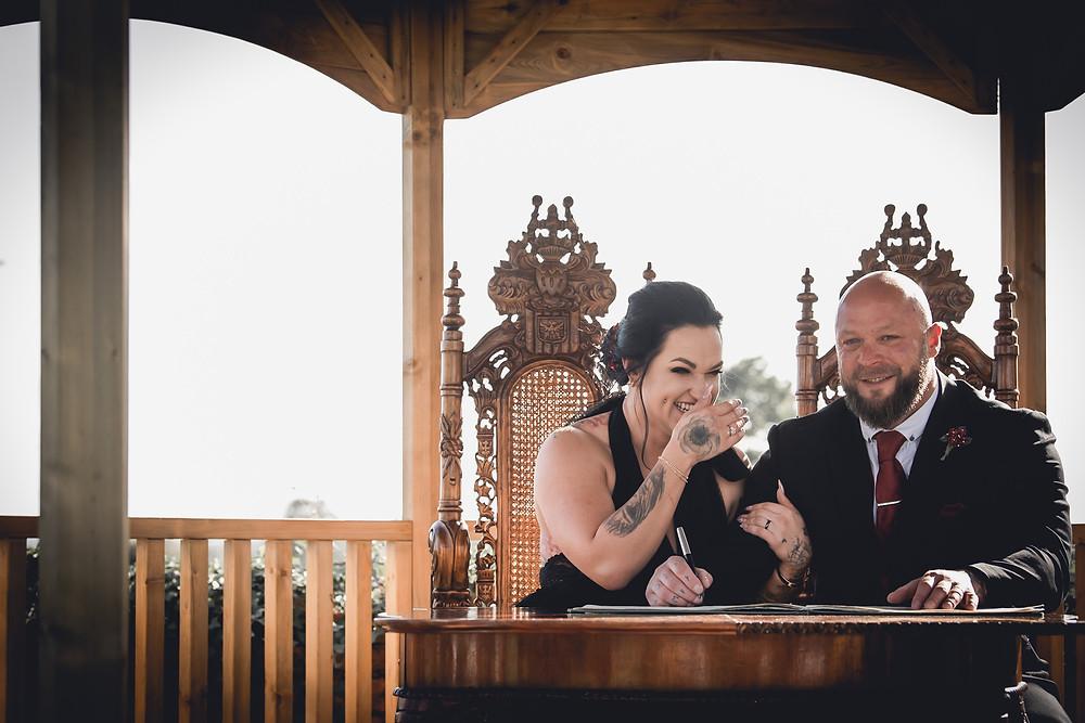 Unoposed Wedding Photography