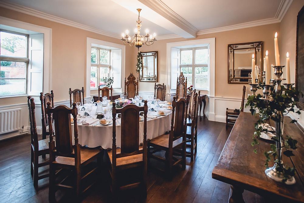 Allington Manor Dining Room